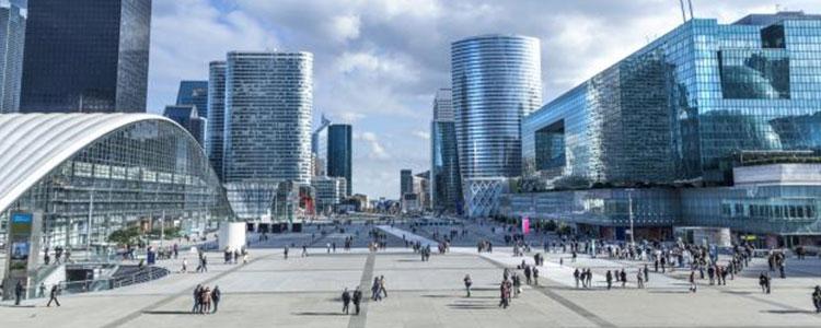 Firmenansiedlung in Frankreich