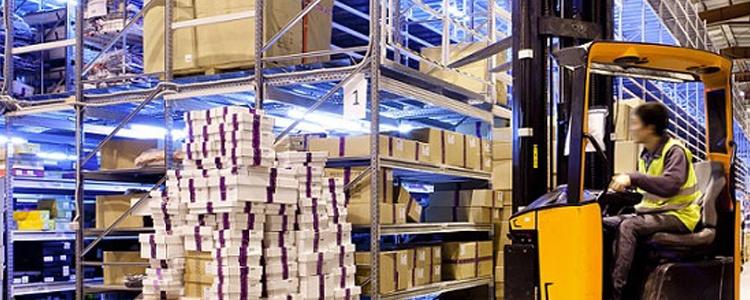 Die logistische Industrie in Frankreich